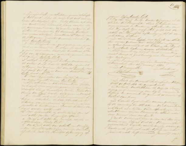 Roosendaal: Notulen gemeenteraad, 1851-1917 1853