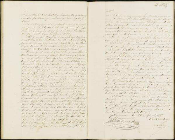 Roosendaal: Notulen gemeenteraad, 1851-1917 1857