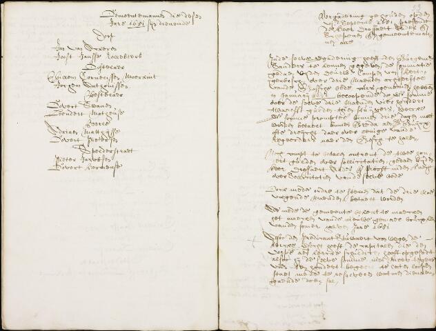 Wouw: Registers van resoluties, 1593-1811 1651