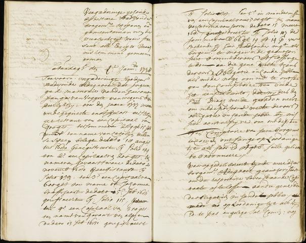 Wouw: Registers van resoluties, 1593-1811 1738