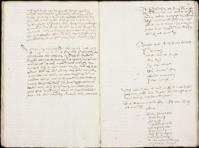 Wouw: Registers van resoluties, 1593-1811 1642