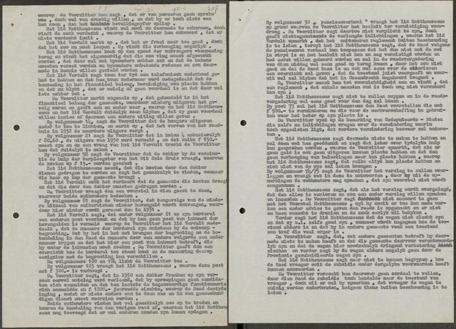 Ossendrecht: Notulen gemeenteraad, 1920-1996 1931