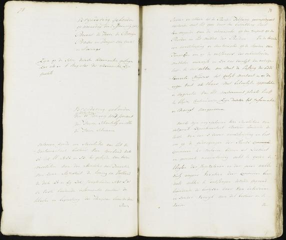 Roosendaal: Registers van resoluties, 20 juli 1794 - 22 juni 1811 1807