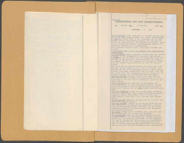 Etten-Leur: Notulen gemeenteraad (besloten), 1946-1950 1947-01-01