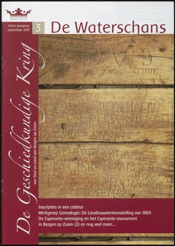 De Waterschans 2012-09-01