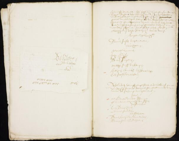 Wouw: Registers van resoluties, 1593-1811 1687