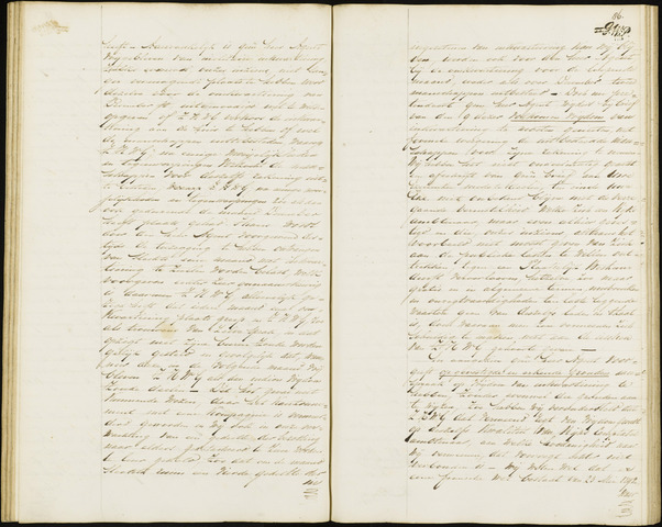 Roosendaal: Notulen van burgemeester en assessoren, 1827-1851 1834