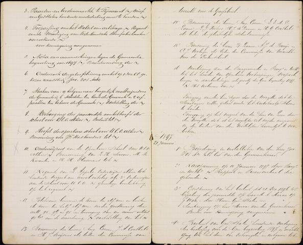 Roosendaal: Inhoudsopgaven notulen, 1849-1903 1897