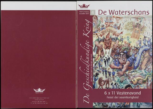De Waterschans 2010-12-01