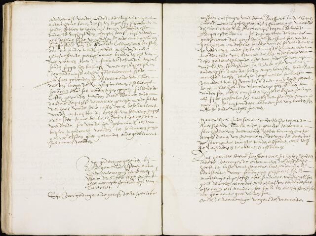 Wouw: Registers van resoluties, 1593-1811 1675