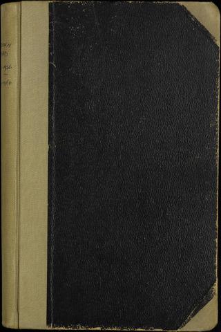 Wouw: Notulen gemeenteraad, 1813-1996 1956