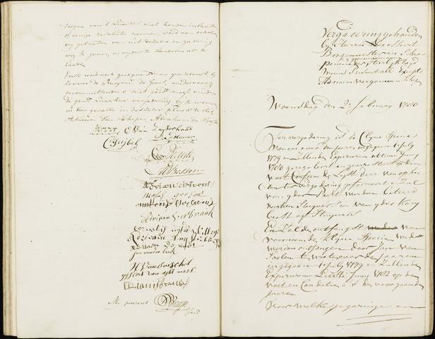 Wouw: Registers van resoluties, 1593-1811 1780
