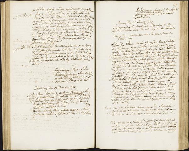 Roosendaal: Registers van resoluties, 1671-1673, 1675, 1677-1795 1783