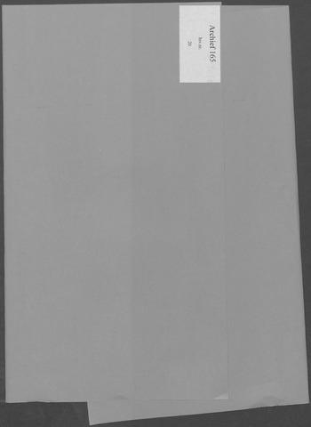 Etten-Leur: Notulen gemeenteraad, 1936-1979 1971-01-01