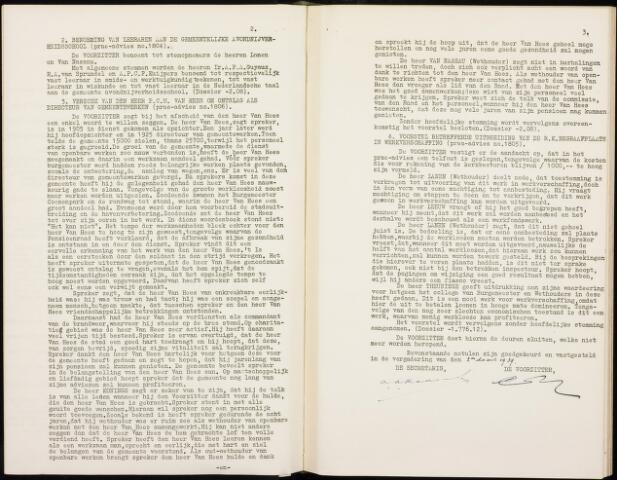 Roosendaal: Notulen gemeenteraad, 1916-1999 1939