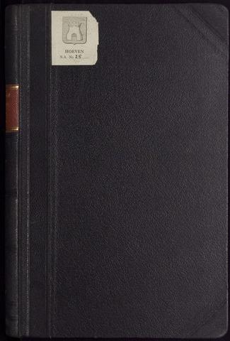 Hoeven: Notulen gemeenteraad, 1928-1996 1931-01-01