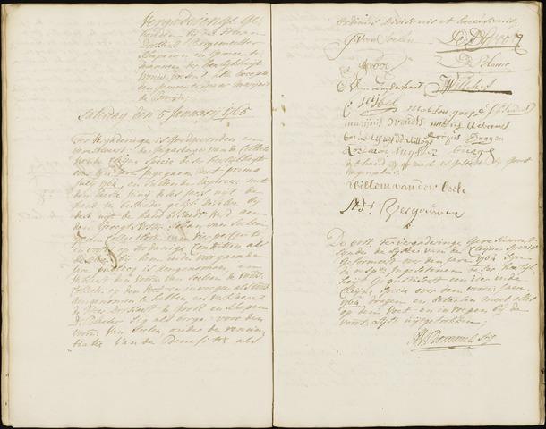 Wouw: Registers van resoluties, 1593-1811 1765
