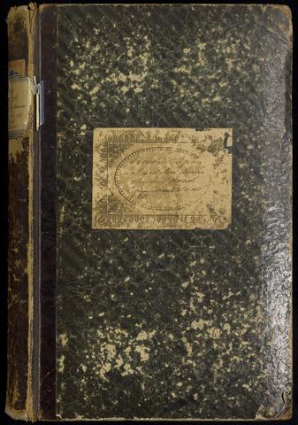 Roosendaal: Notulen gemeenteraad (besloten), 1851-1916 1851