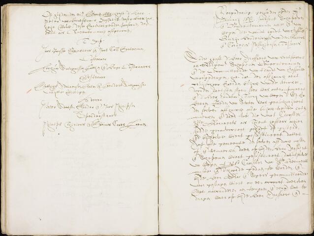 Wouw: Registers van resoluties, 1593-1811 1660