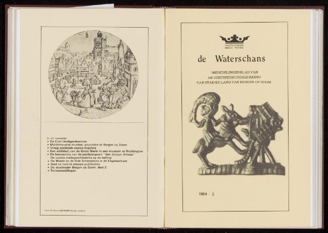 De Waterschans 1984-06-01