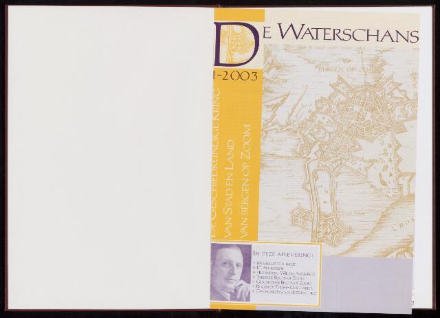 De Waterschans 2003