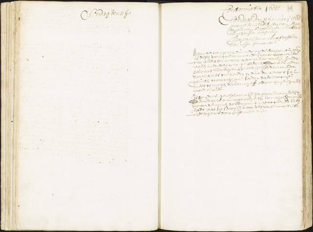 Roosendaal: Registers van resoluties, 1671-1673, 1675, 1677-1795 1688