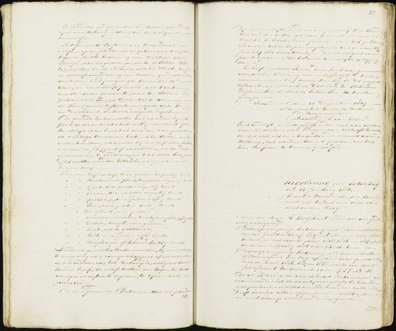 Roosendaal: Notulen 1814-1851 1820