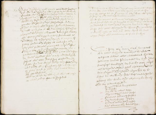 Wouw: Registers van resoluties, 1593-1811 1646