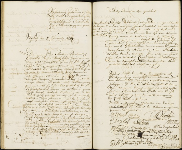 Wouw: Registers van resoluties, 1593-1811 1773
