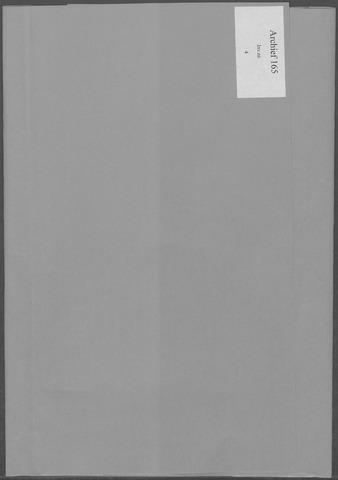Etten-Leur: Notulen gemeenteraad, 1936-1979 1954-01-01