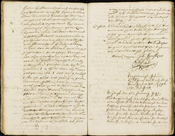 Wouw: Registers van resoluties, 1593-1811 1747