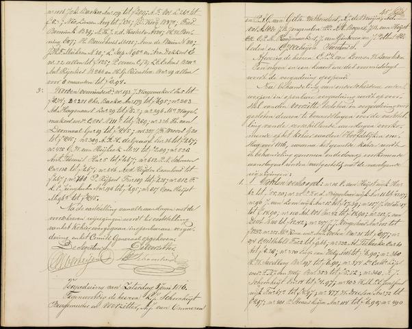Roosendaal: Notulen gemeenteraad (besloten), 1851-1916 1886