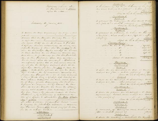 Wouw: Notulen gemeenteraad, 1813-1996 1868