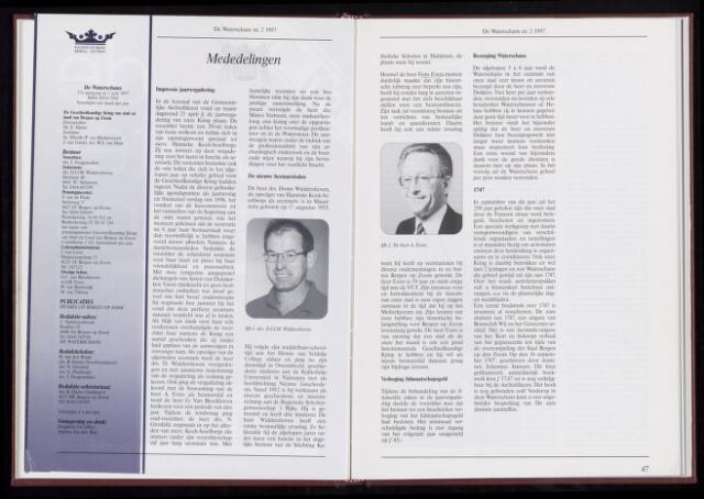De Waterschans 1997-06-01