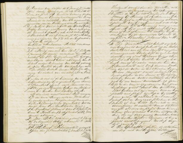 Roosendaal: Notulen gemeenteraad, 1851-1917 1867