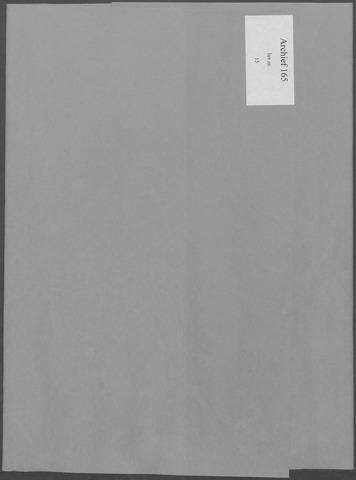 Etten-Leur: Notulen gemeenteraad, 1936-1979 1966-01-01
