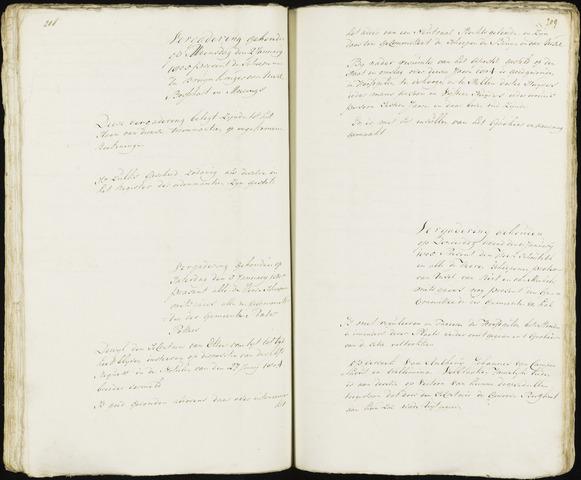 Roosendaal: Registers van resoluties, 20 juli 1794 - 22 juni 1811 1805