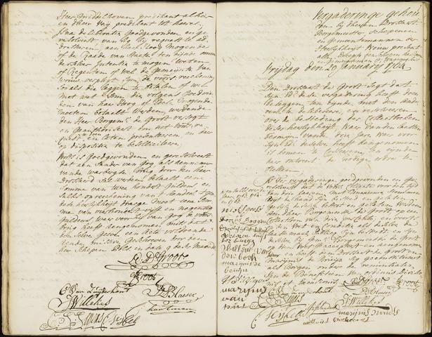 Wouw: Registers van resoluties, 1593-1811 1764