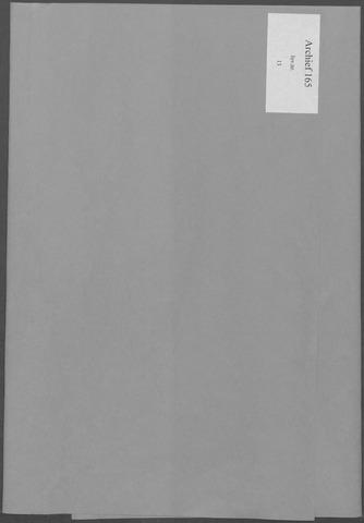Etten-Leur: Notulen gemeenteraad, 1936-1979 1964-01-01