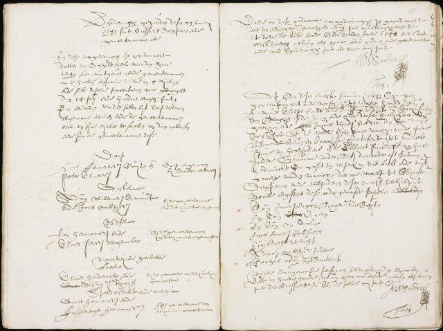 Wouw: Registers van resoluties, 1593-1811 1641
