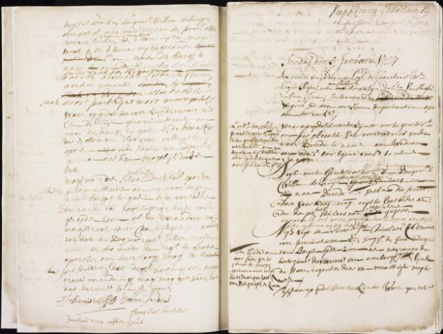Wouw: Registers van resoluties, 1593-1811 1727