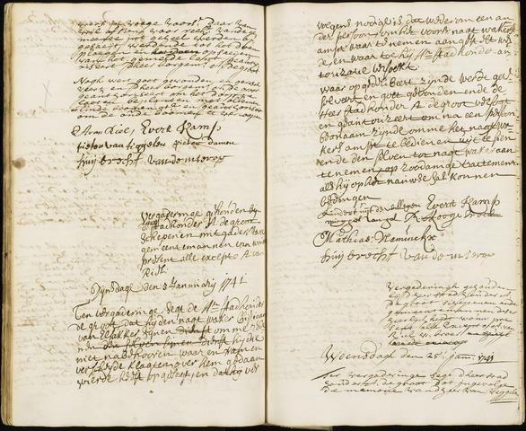 Wouw: Registers van resoluties, 1593-1811 1741