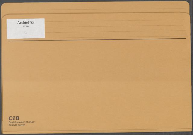 Etten-Leur: Notulen gemeenteraad (besloten), 1946-1950 1948-01-01