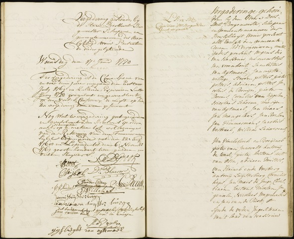 Wouw: Registers van resoluties, 1593-1811 1770