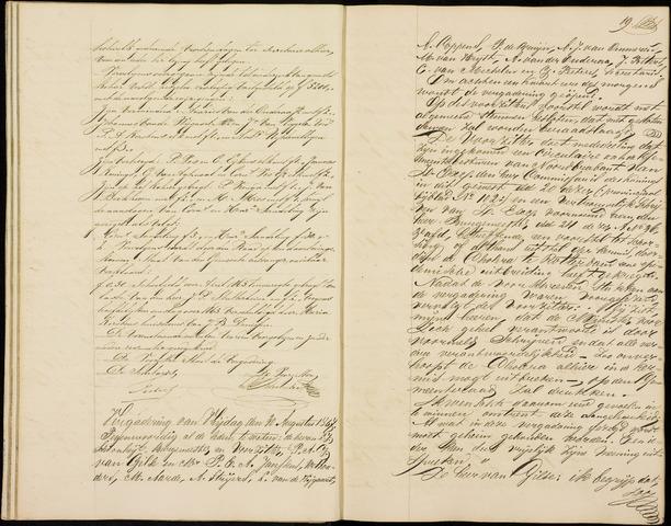 Roosendaal: Notulen gemeenteraad (besloten), 1851-1916 1867
