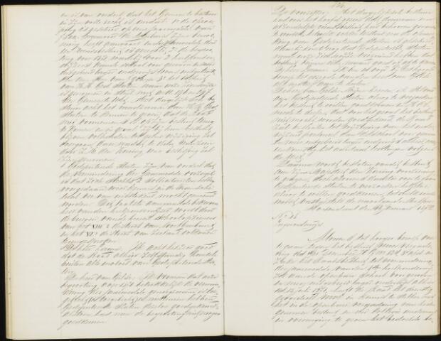 Roosendaal: Notulen gemeenteraad, 1851-1917 1872