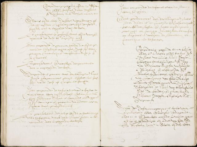 Wouw: Registers van resoluties, 1593-1811 1666