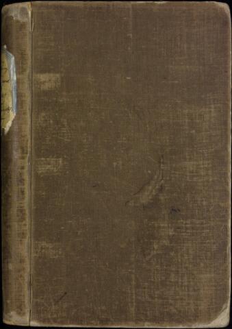 Roosendaal: Notulen gemeenteraad, 1851-1917 1890