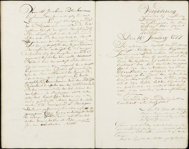 Wouw: Registers van resoluties, 1593-1811 1777