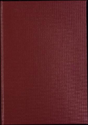 Roosendaal: Notulen gemeenteraad, 1916-1999 1992